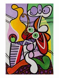 Jonathan Green, 'Untitled (Abstract)'