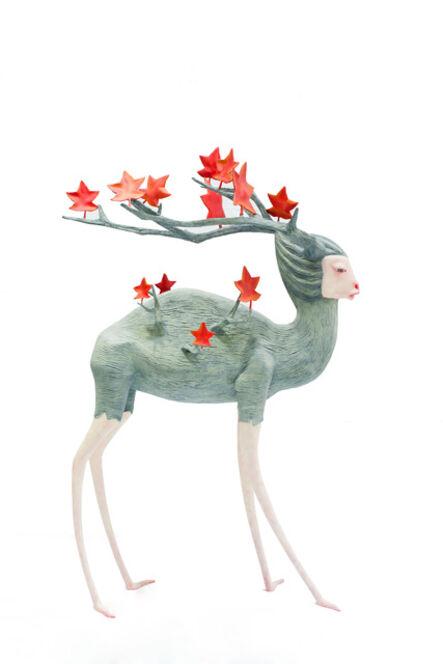 Qin Weihong, 'Guardian of Life', 2012