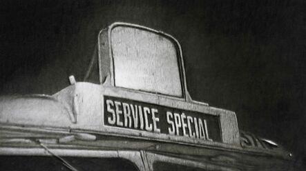 Eric Manigaud, 'Service Special', 2017