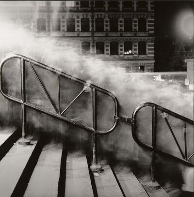 Alexey Titarenko, 'Crowd 1, Vasileostrovskaya Metro Station, from the series «City of Shadows»', 1992