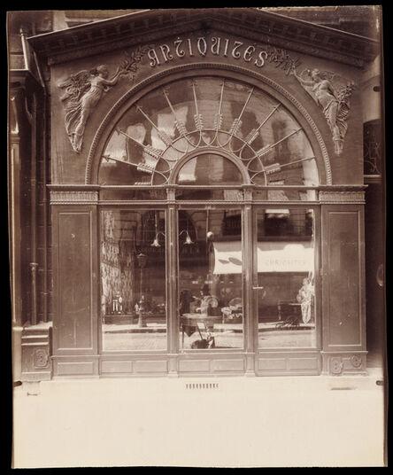 Eugène Atget, 'Vieille Empire, 21 Faubourg St. Honor' (Antique Store, rue du Faubourg-Saint-Honor')', 1902