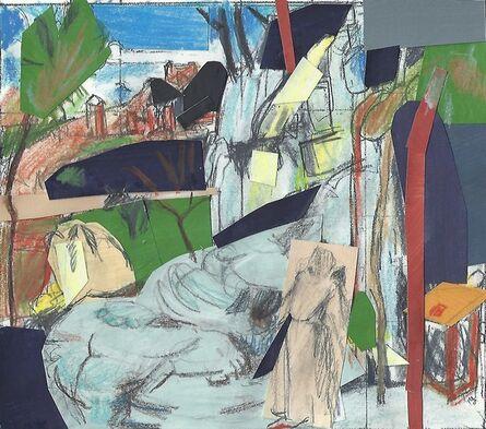 Naomi Nemtzow, 'Small Bellini Study #1', 2017
