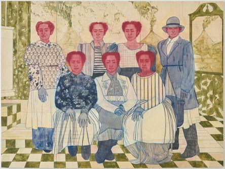 Pamela Phatsimo Sunstrum, 'The Seven', 2020
