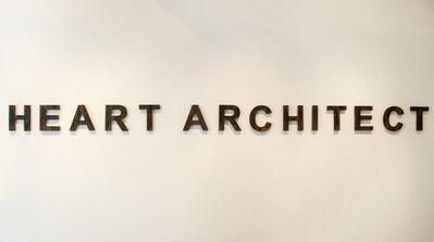 Andy Wauman, 'Heart Architect', 2014