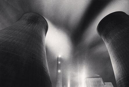 Michael Kenna, 'Ratcliffe Power Station, Study 28, Nottinghamshire, England, 1987', 1987