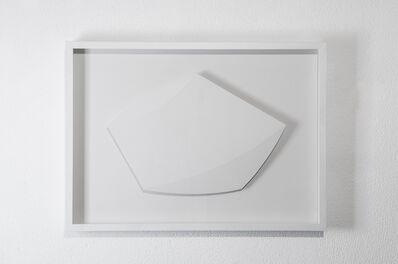 Friedhelm Tschentscher, 'kartonrelief #13', 2004