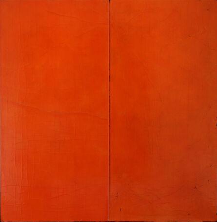 Susan Gunn, 'Broken Ground : Blood Orange', 2016