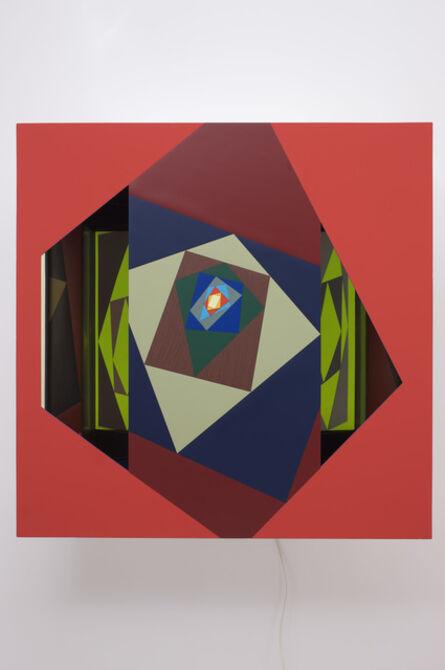 John F. Simon, Jr., 'Visions', 2009