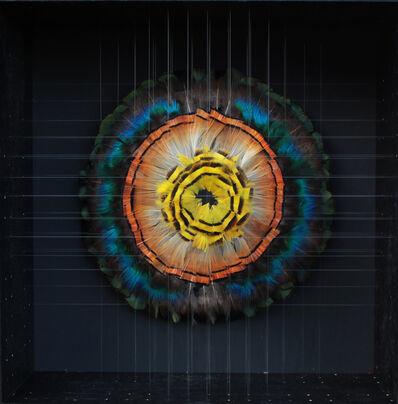 Pauline Guerrier, 'Oeil de Mandala III', 2016