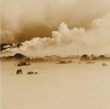 Rena Bass Forman, 'Iceland #5, Blue Lagoon Smoke', 2001