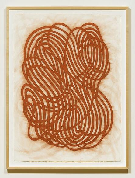 Linda Fleming, 'Red Orange Tangle', 2016