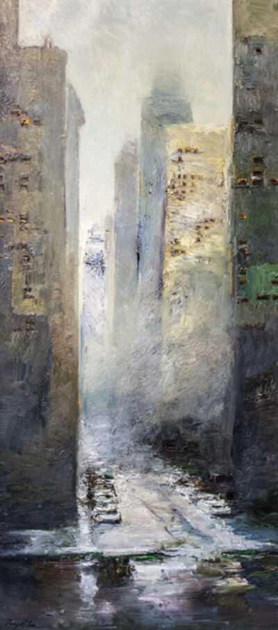 Danny McCaw, 'The City', ca. 2017