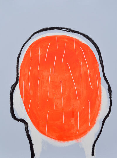 Hélène Cenedese, 'head painting #39'