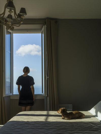 Elina Brotherus, 'Hôtel de Sebald 5 / Sebald's Hotel 5', 2019