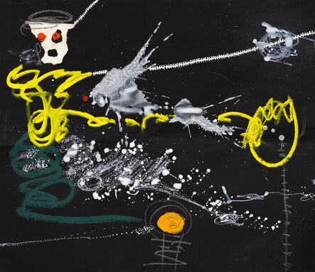 Thierry Oussou, 'Le Distance', 2019