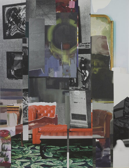 Nacho Martín Silva, 'Sin título II (Piece of Trash)', 2016