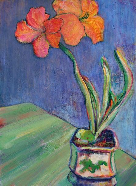 Connie Newton Stancell, 'Amaryllis II', 2000