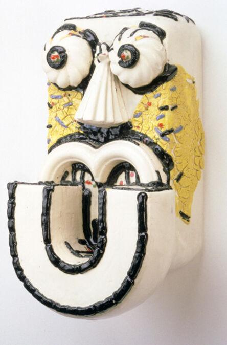 Viola Frey, 'Phobia: Monster Head Don't Shout', 1979