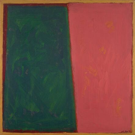 John Opper, 'Untitled (AM6-11)', 1976