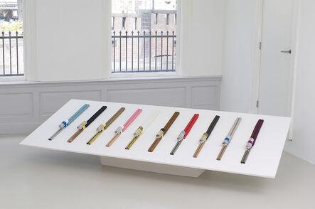 Nasan Tur, 'Demo-kits de luxe', 2009