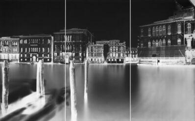 Vera Lutter, 'Ca Del Duca Sforza, Venice II: January 13-14, 2008', 2008