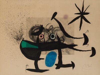 Joan Miró, 'L'Invention du Regard [Dupin 537]', 1970