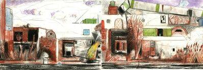 Gregory Crane, 'Red Hook Ruins (diptych)'