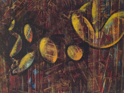Max Ernst, 'Pollen dans le bois', 1953