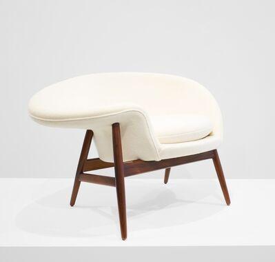 """Hans Olsen, '""""Fried Egg"""" Chair', ca. 1956"""