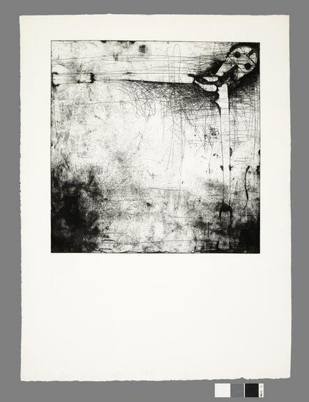 Jim Dine, 'Bolt Cutters (second state)', 1973