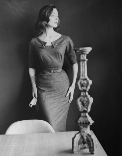 Georges Dambier, 'Ivy Nicholson', 1955