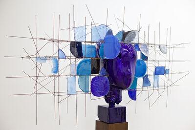 Manolo Valdés, 'Cabeza en Azules', 42481