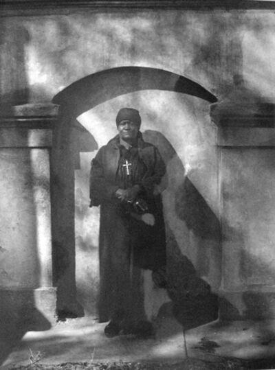 Clarence John Laughlin, 'Mother Brown', 1945
