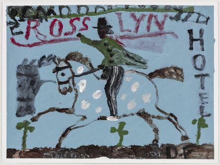 Danny Fox, 'Study For Rosslyn ', 2016