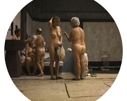Katarzyna Kozyra, 'Women's Bathhouse III', 1997/2015