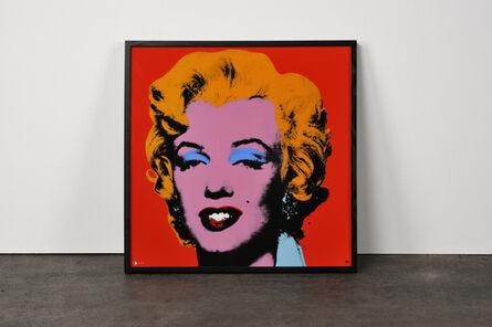 Andy Warhol, 'Marilyn (Orange-Pink)', 2010