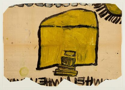 Laura Craig McNellis, 'Untitled (Yellow House)', 1972-1980