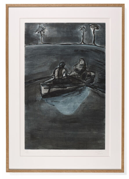 Peter Doig, 'to be titled', 2016