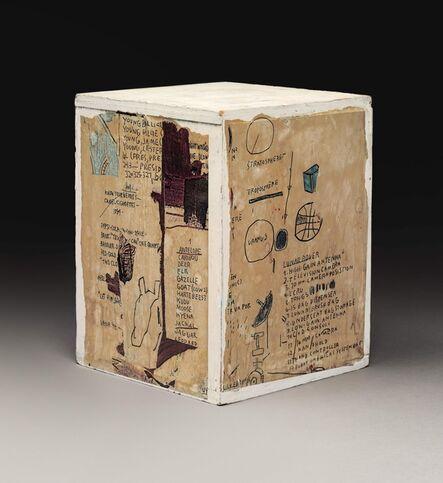 Jean-Michel Basquiat, 'Untitled', 1985