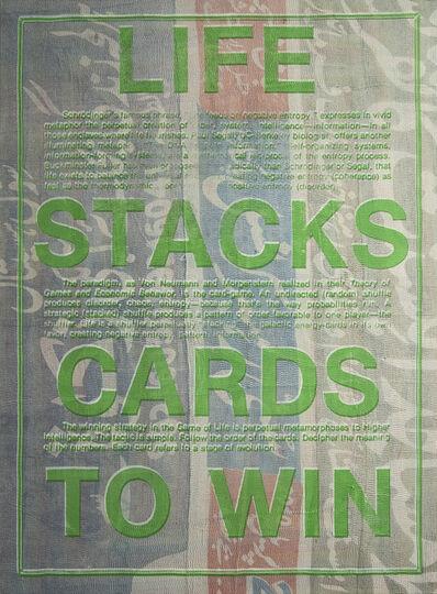 Shezad Dawood, 'Life Stacks', 2014