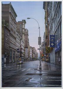 Frederick Brosen, 'Grand Street and Broadway', 2019