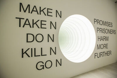 Iswanto Hartono & Raqs Media Collective, 'The 5 Principle No-s', 2012