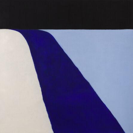 Susan Vecsey, 'Untitled (Black/Blue)', 2015