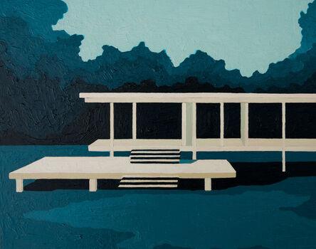 Andy Burgess, 'Farnsworth House (Mies Van de Rohe)', 2016