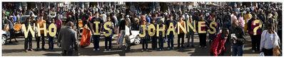 Sue Williamson, 'Who is Johannes? Johannesburg, South Africa (photo: John Hodgkiss)', 2009