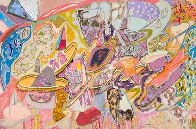 Larry Poons, 'Ash Nobody', 2000