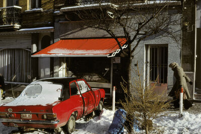 Harry Gruyaert, 'Brussels, Belgium', 1981