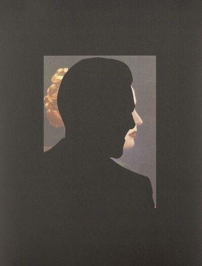 John Stezaker, 'Recto/Verso', 2012
