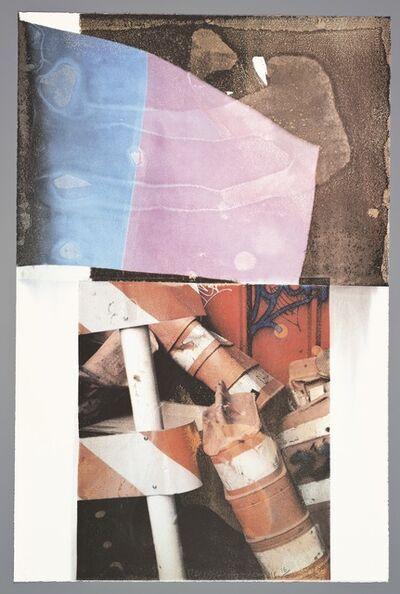 Robert Rauschenberg, 'Art (Tribute 21)', 1994