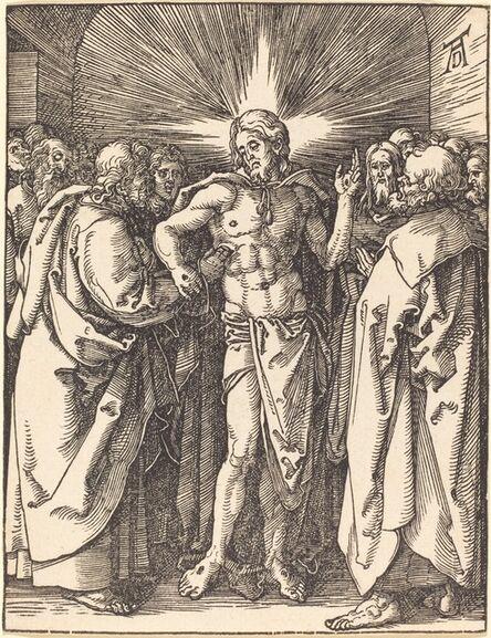 Albrecht Dürer, 'Doubting Thomas', probably c. 1509/1510